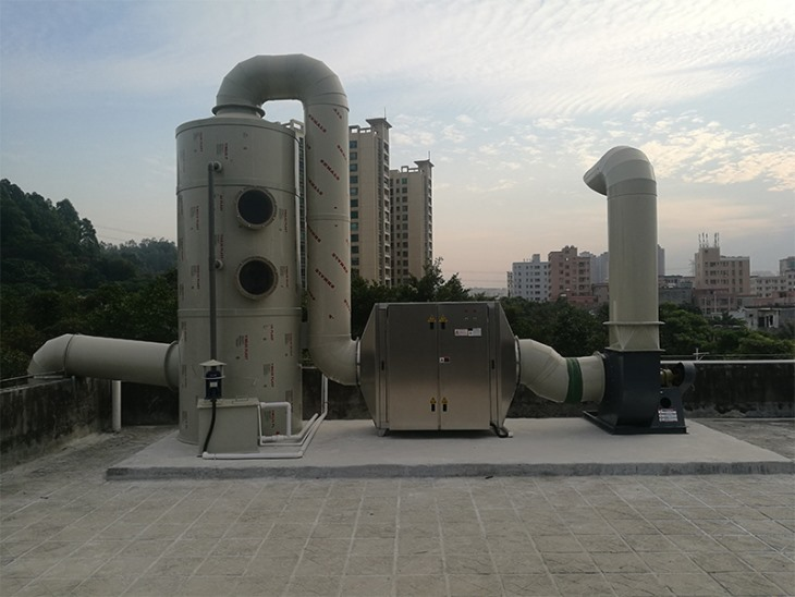 Pp洗涤塔处理过程是怎么样的