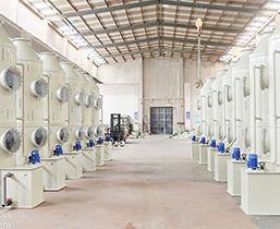 废气处理设备需求量加大的原因