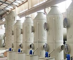 废气喷淋塔密度对净化效果有什么影响呢?